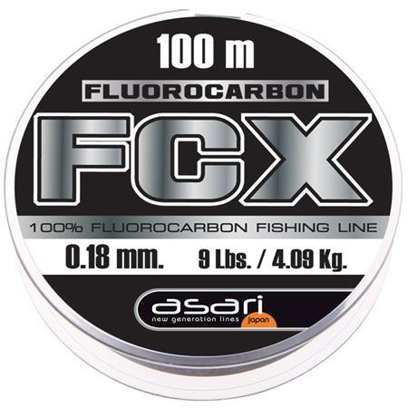 FLUOROCARBONE ASARI FCX - 100M
