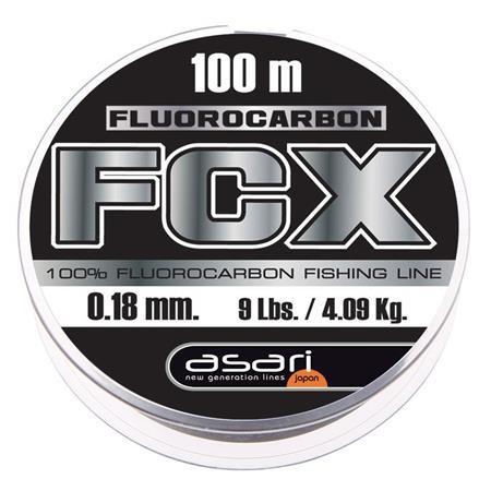 FLUOROCARBONE ASARI FCX - 30M