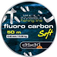 Leaders Asari FLUORO CARBON SOFT 50M 50/100