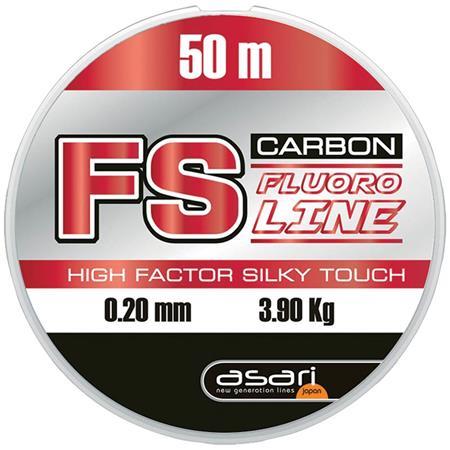 FLUOROCARBONE ASARI FS FLUORO-LINE - 50M
