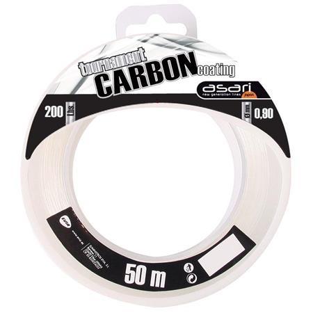 FLUOROCARBONE ASARI TOURNAMENT CARBON COATING - 50M