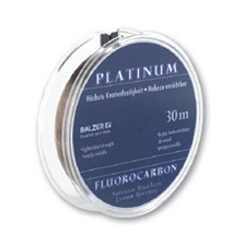 FLUOROCARBONE BALZER PLATINIUM 30M