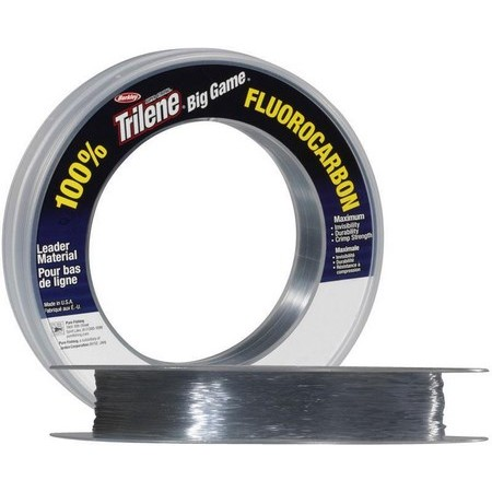 FLUOROCARBONE BERKLEY BIG GAME LEADERS - 68M