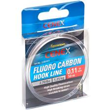 Lines Browning CENEX FLUORO CARBON HOOK LINE 50M 15/100