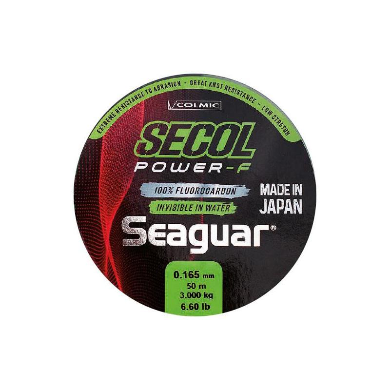 FLUOROCARBONE COLMIC SEAGUAR SECOL POWER-F - 50M - 52/100