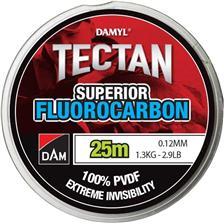 Leaders D.A.M TECTAN SUPERIOR FLUOROCARBON 25M 12/100