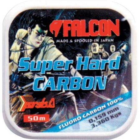 FLUOROCARBONE FALCON SUPER HARD 50M