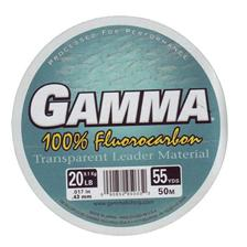 Leaders Gamma FLUOROCARBONE 50M 25/100