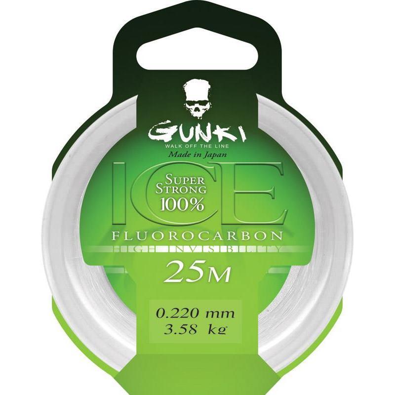 FLUOROCARBONE GUNKI ICE - 64/100