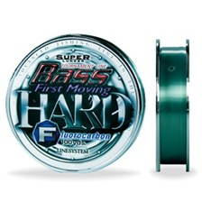 FLUOROCARBONE LINESYSTEM BASS HARD FIRST MOVING