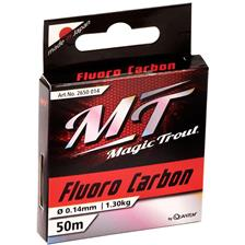 Leaders Magic Trout FLUORO CARBON TROUT 50M 20/100