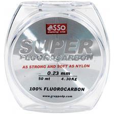 Asso  SUPER FLUOROCARBON 50m 30/100