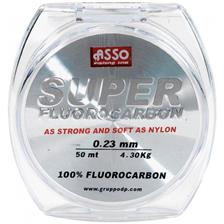 Leaders Asso SUPER FLUOROCARBON 50M 25/100