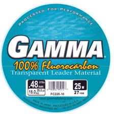 Leaders Gamma FLUOROCARBONE MER 25M 25/100