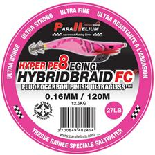 Bas de Ligne Parallelium HYBRIDBRAID EGING FC8X 120M 009129