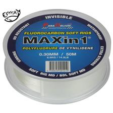 FLUOROCARBONE MER PARALLELIUM MAX IN 1 SOFT RIG MD