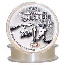 FLUOROCARBONE 25M 25M 30/100