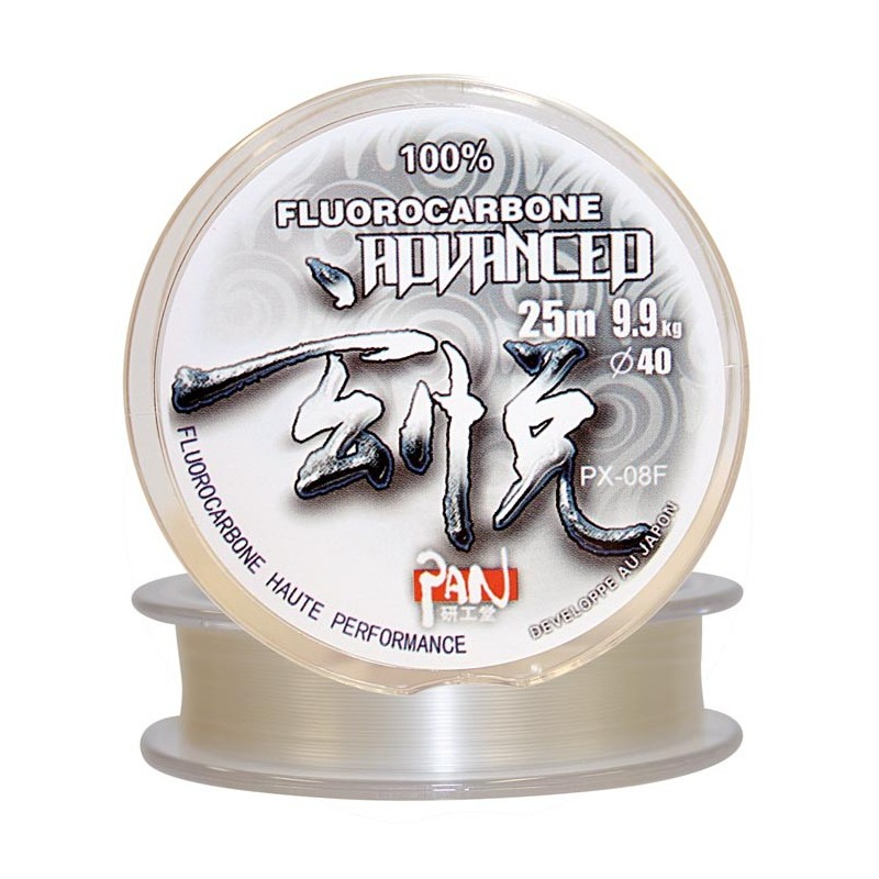 FLUOROCARBONE PAN - 25M - 25m - 35/100