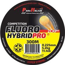 Bas de Ligne Parallelium POLYVILON FLUORO HYBRID PRO 300M 33.5/100