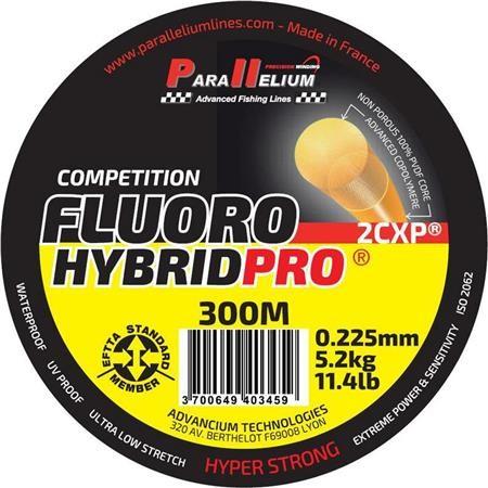 FLUOROCARBONE PARALLELIUM POLYVILON FLUORO HYBRID PRO 300M