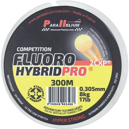 FLUOROCARBONE PARALLELIUM POLYVILON FLUORO HYBRIDS PRO - 1000M