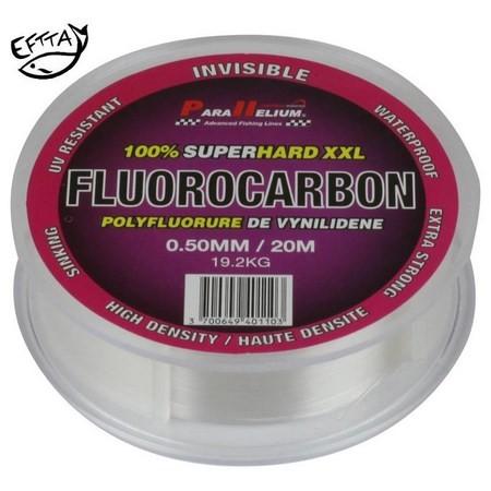FLUOROCARBONE PARALLELIUM SUPERHARD STIFF RIG - 20M