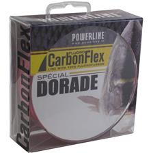 FLUOROCARBONE POWERLINE CARBONFLEX SPECIAL DORADE - 300M