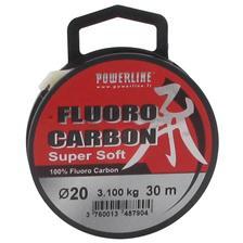 Powerline  FLUORO CARBON SOFT 30m 20/100