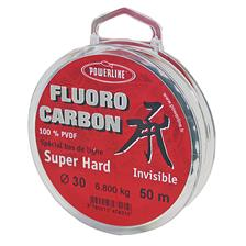 FLUOROCARBONE POWERLINE SPECIAL BAS DE LIGNE 50M - 50m - 80/100