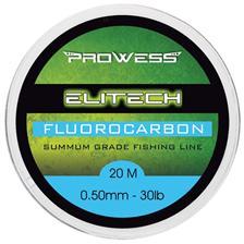 Tying Prowess ELITECH FLUOROCARBONE 50/100 30LBS