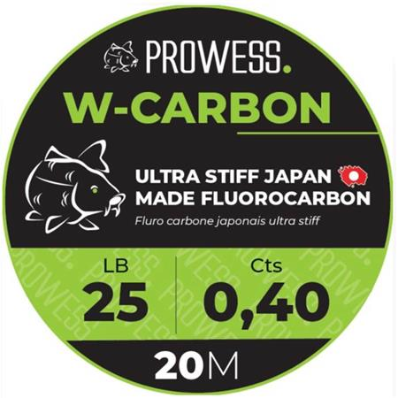 FLUOROCARBONE PROWESS W-CARBON - 20M