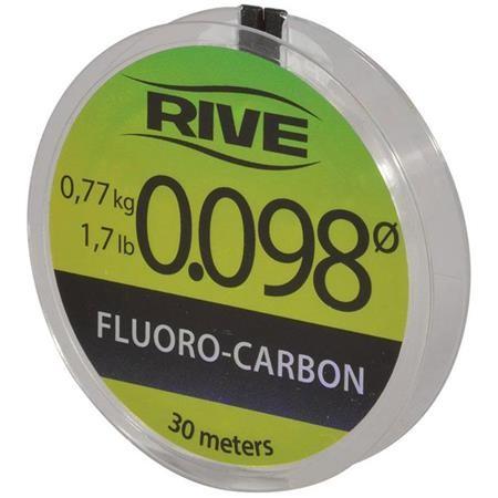 FLUOROCARBONE RIVE FLUORO-CARBONE TRANSPARENT - 30M