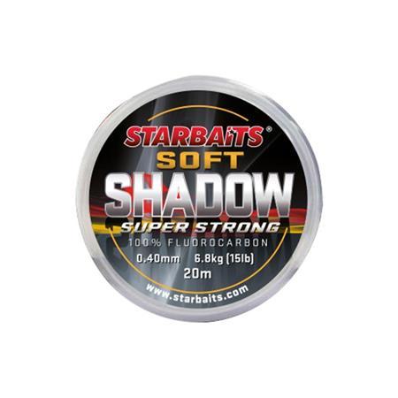 FLUOROCARBONE STARBAITS SOFT SHADOW FLUORO - 20M