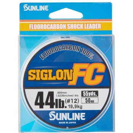 FLUOROCARBONE SUNLINE SIGLON FC - 50M