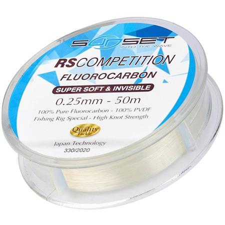 FLUOROCARBONE SUNSET SUPER SOFT RS COMPETITION