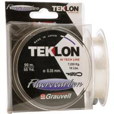 Leaders Teklon FLUOROCARBON 50M 17.5/100