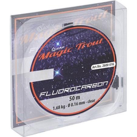 FLUOROCARBONE TRUITE QUANTUM MT FLUOROCARBON - 50M