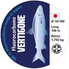 FLUOROCARBONE TRUITE VERTIGONE COREGONE - 100M
