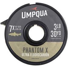 Bas de Ligne Umpqua PHANTOM X 27M 18/100