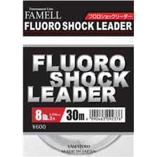 Bas de Ligne Yamatoyo FLUORO SHOCK LEADER 30M 74/100