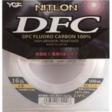FLUOROCARBONE YGK NITLON DFC - 50 A 100M