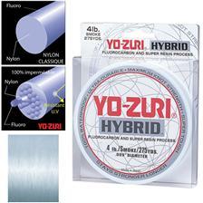 FLUOROCARBONE YO-ZURI HYBRID