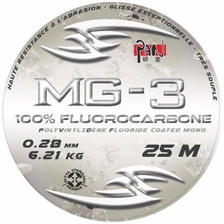 FLUROCARBON PAN PVDF - 25M