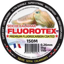 FLUROCARBON PARALLELIUM FLUOROTEX CALAMAR 150M