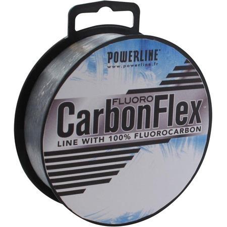 FLUROCARBON POWERLINE CARBONFLEX FLUORO - 200M