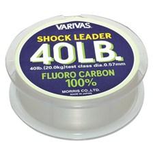 FLUROCARBON VARIVAS SHOCK LEADER 100%