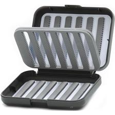FLY FISHING CASE TOF POCKETFLY 4 FACES 6 DRY ROWS