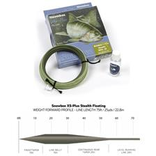FLY FISHING LINE SNOWBEE XS-PLUS STEALTH