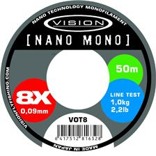 FLY FISHING MONOFILAMENT VISION NANO MONO
