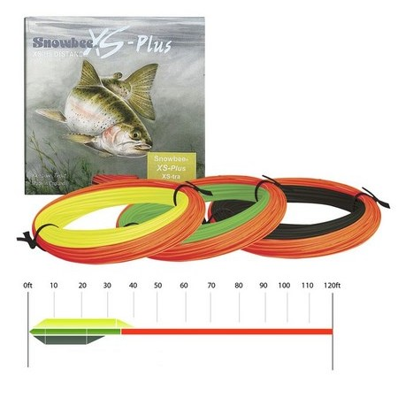 FLY LINE SNOWBEE EXDPF XS TRA